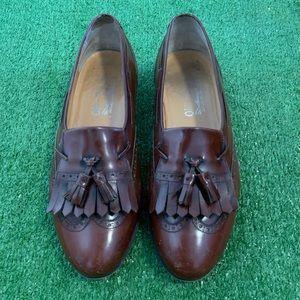 Salvatore Ferragamo penny loafers
